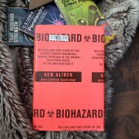 Book Review | Biohazard