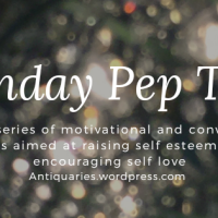 Sunday Pep Talk | Trust Yourself