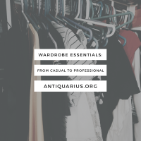 Wardrobe Essentials: From Casual To Professional