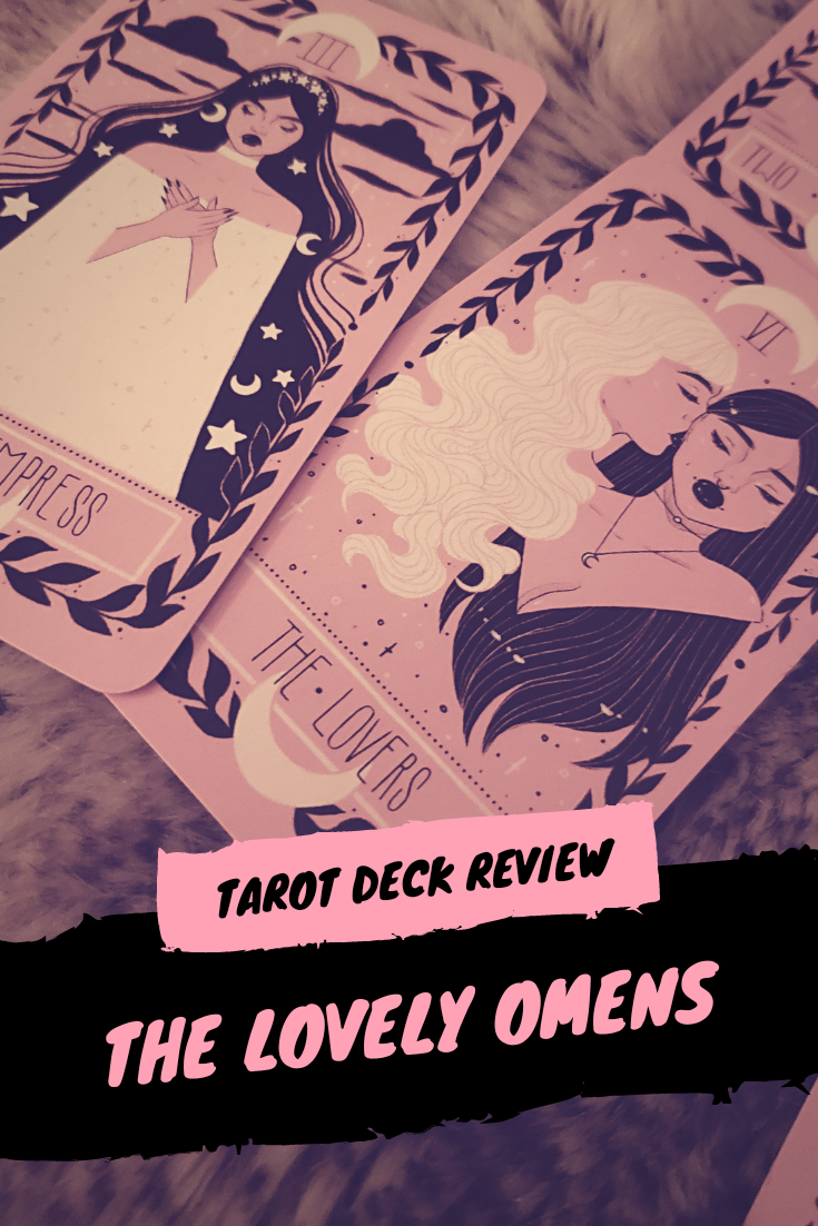 Tarot Deck Review | The Lovely Omens – Antiquarius