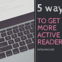5 Ways To Get More Active Readers