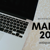 Monthly Wrap Up • March 2019